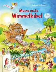 Martin Polster: Meine erste Wimmelbibel, Buch