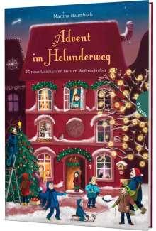 Martina Baumbach: Holunderweg: Advent im Holunderweg, Buch