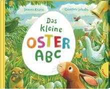 James Krüss: Das kleine Oster-ABC, Buch