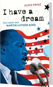 Alois Prinz: I have a dream, Buch