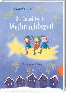 Erwin Grosche: 24 Engel für die Weihnachtszeit, Buch