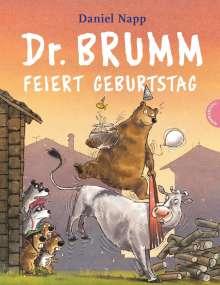 Daniel Napp: Dr. Brumm feiert Geburtstag, Buch