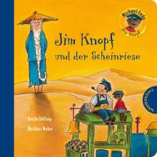 Michael Ende: Jim Knopf: Jim Knopf und der Scheinriese, Buch