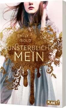 Emily Bold: The Curse 1: UNSTERBLICH mein, Buch