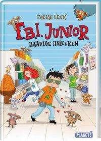 Fabian Lenk: F.B.I. junior 2: Haarige Halunken, Buch