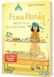 Sabine Bohlmann: Frau Honig 2: Und das Glück der kleinen Dinge, Buch