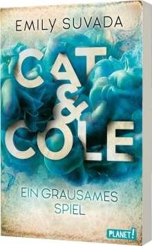 Emily Suvada: Cat & Cole 2: Ein grausames Spiel, Buch