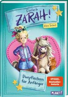Mina Teichert: Einfach Zarah! 1: Ponyflüstern für Anfänger, Buch