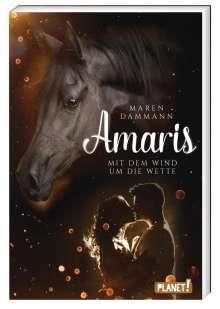 Maren Dammann: Amaris, Buch