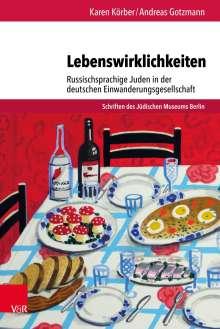 Karen Körber: Lebenswirklichkeiten, Buch