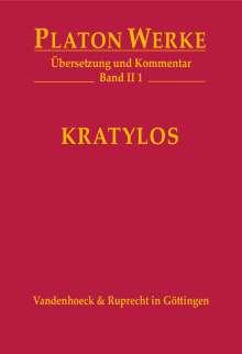 Platon: Kratylos, Buch