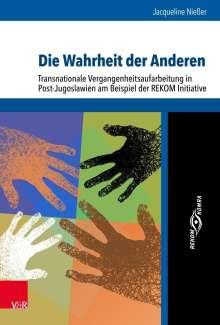 Jacqueline Nießer: Die Wahrheit der Anderen, Buch