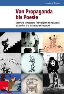 Henriette Reisner: Von Propaganda bis Poesie, Buch