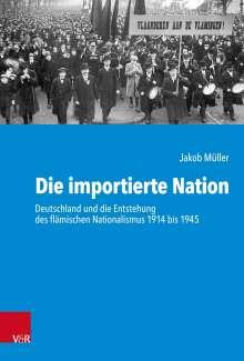 Jakob Müller: Die importierte Nation, Buch