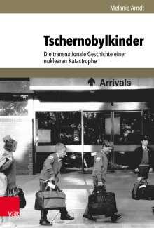 Melanie Arndt: Tschernobylkinder, Buch