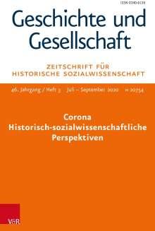 Corona - Historisch-sozialwissenschaftliche Perspektiven, Buch