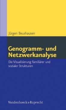 Jürgen Beushausen: Genogramm- und Netzwerkanalyse, Buch