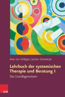 Arist von Schlippe: Lehrbuch der systemischen Therapie und Beratung 1, Buch