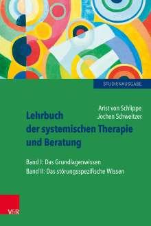 Arist von Schlippe: Lehrbuch der systemischen Therapie und Beratung 1 und 2, Buch