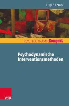 Jürgen Körner: Psychodynamische Interventionsmethoden, Buch