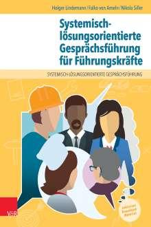 Falko Von Ameln: Systemisch-lösungsorientierte Gesprächsführung für Führungskräfte, Buch