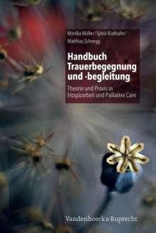 Monika Müller: Handbuch Trauerbegegnung und -begleitung, Buch