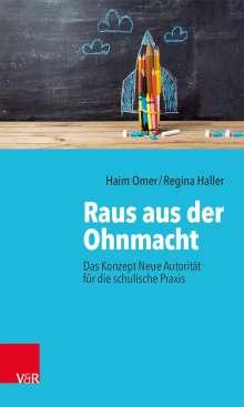 Haim Omer: Raus aus der Ohnmacht, Buch