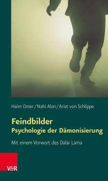 Haim Omer: Feindbilder - Psychologie der Dämonisierung, Buch