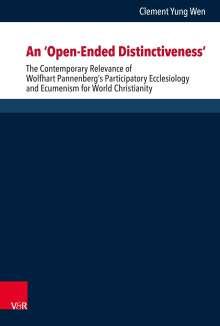 Clement Yung Wen: An 'Open-Ended Distinctiveness', Buch