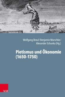 Pietismus und Ökonomie (1650-1750), Buch
