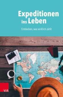 Expeditionen ins Leben, Buch