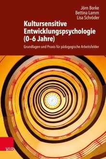 Jörn Borke: Kultursensitive Entwicklungspsychologie (0-6 Jahre), Buch