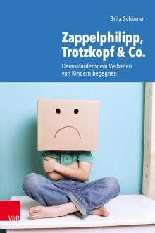 Brita Schirmer: Zappelphilipp, Trotzkopf & Co., Buch