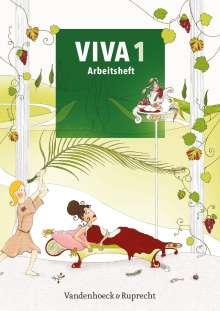 Stefan Kliemt: VIVA 1 Arbeitsheft, Buch