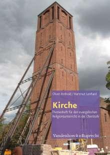 Oliver Arnhold: Kirche, Buch