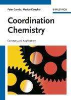 Peter Comba: Coordination Chemistry, Buch