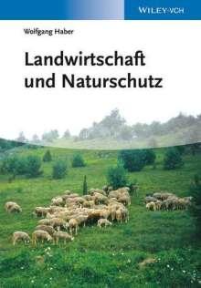 Wolfgang Haber: Landwirtschaft und Naturschutz, Buch