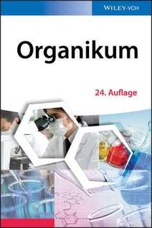 Klaus Schwetlick: Organikum, Buch