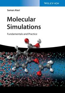 Saman Alavi: Molecular Simulations, Buch
