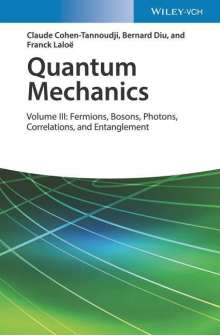 Claude Cohen-Tannoudji: Quantum Mechanics, Buch