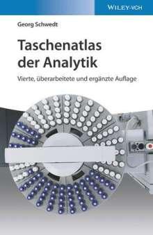 Georg Schwedt: Taschenatlas der Analytik, Buch