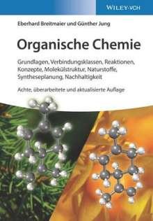 Eberhard Breitmaier: Organische Chemie, Buch