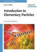 David Griffiths: Introduction to Elementary Particles, Buch