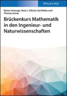 Rainer Ansorge: Brückenkurs Mathematik in den Ingenieur- und Naturwissenschaften, Buch