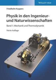 Friedhelm Kuypers: Physik in den Ingenieur- und Naturwissenschaften, Buch