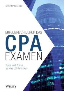 Der Weg zum CPA-Examen, Buch