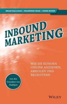 Brian Halligan: Inbound-Marketing, Buch