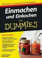 Amelia Jeanroy: Einmachen und Einkochen für Dummies, Buch