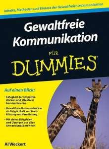 Al Weckert: Gewaltfreie Kommunikation für Dummies, Buch