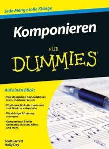 Scott Jarrett: Komponieren für Dummies, Buch